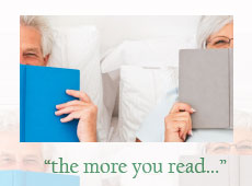 Bookstore, books for aging well, books for healthy living, books for seniors and senior caregivers