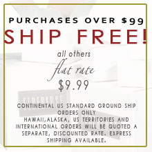 Free Standard Shipping Today