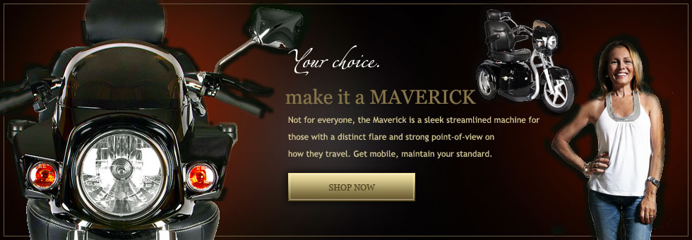 Maverick Mobility Scooter, Drive Medical