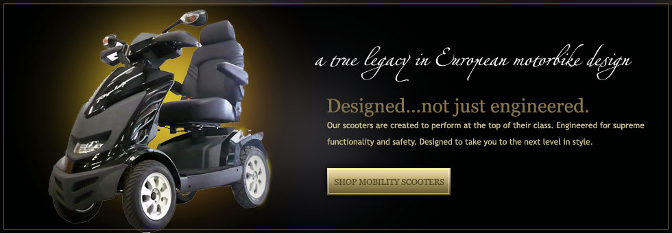 Royal 4 Mobility Scooter