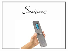 Sanitizers for the Home