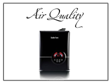 Air purifiers, humidifiers, and sanitizers