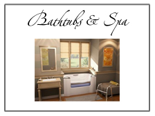 bathtubs, walk in bathtubs showers and spas and tubs for senior citizen comfort and convenience