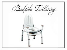 Bedside Portable Commodes
