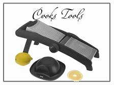 Cooks tools for the kitchen
