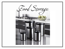 Food Storage for the Home