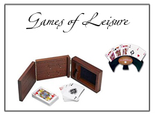 games of leisure