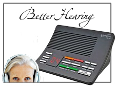 Products that help you Hear better
