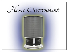 Air Purifiers, UV Sanitizers, Humidifiers for Home Environment