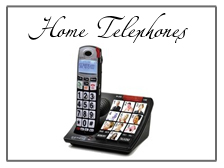 electronic home telephones