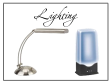 Lighting for Active Aging Senior Adults