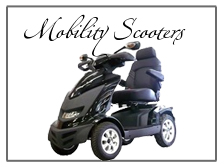 Motorized Mobility Scooters