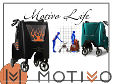 Motivo Tour  Rollators