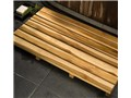 the NexAge® Teak Spa Mat