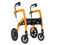 Rollz Motion Combination Rollator and Transport Chair