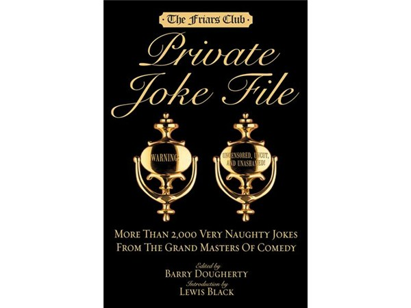 Friars Club Private Joke File