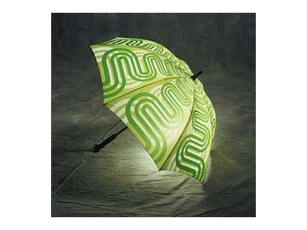Designer Lighted Umbrella-Slow Flow
