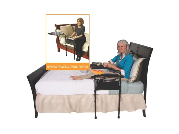 bedroom bedside safety rails