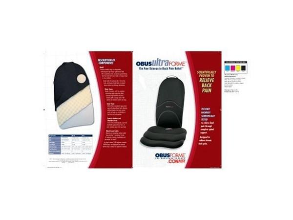 Obusforme Ultraforme Ergonomic Backrest Support Elderluxe
