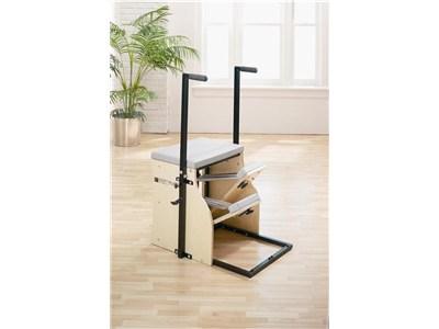 Stott Pilates Stability Chair Split Pedal Elderluxe
