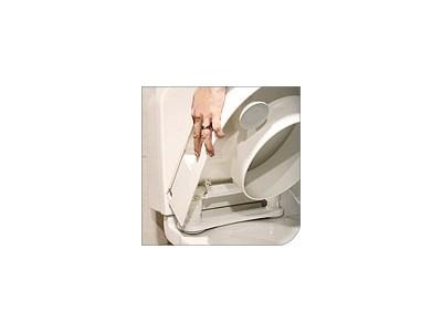 Awesome Etac Cloo Toilet Seat Raiser Elderluxe Theyellowbook Wood Chair Design Ideas Theyellowbookinfo