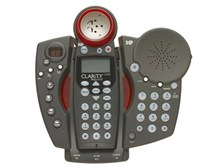 Clarity Professional® 4230 Cordless Amplified Phone w/ Answering Machine