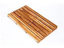 The NexAge® Teak Spa and Bath Mat