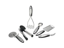 OXO® SteeL™ 6 Piece Kitchen Essentials Set