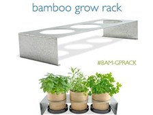 Bamboo Herb Grow Pot™ Collection