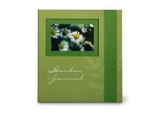 Gardening Journal from Nittany Quill
