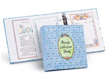 Family Recipe Collection Book from Nittany Quill