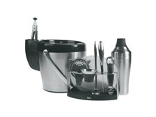OXO® SteeL™ 11-Piece Barware Set