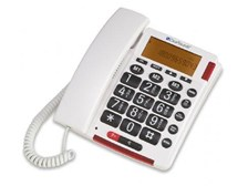 ClearSounds® TALK500 Amplified Talking Telephone