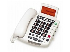 ClearSounds® UltraClear Telephone with Caller ID
