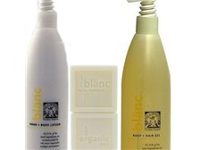 Blanc 99.57% Pure Bath Gift  Set