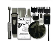 Body Grooming Kit: Rechargeable and Portable