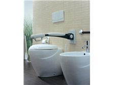 Ponte Giulio® PUR Bath Folding Safety Rail