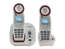 Clarity Professional® XLC3.4™ Amplified Cordless Phone PLUS  Expansion Handset (Set of 2 Phones)
