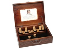 Shut the Box Game Set from Front Porch Classics