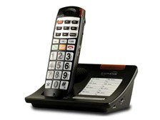 Serene Innovations CL-65 Talking Amplified Cordless Phone with Emergency Button