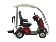 King Cobra Personal Golf Vehicle (PGV) Executive Scooter