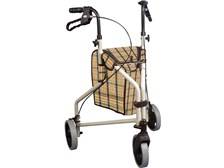Winnie Lite Supreme Go-Lite Aluminum 3 Wheel Rollator by Drive Medical