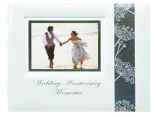 Wedding Anniversary Memories Book