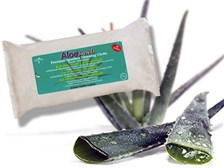 Case of AloeTouch Soft Hygiene Wipes