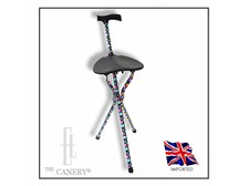 the BUBBLES Seat Cane by Switch Sticks