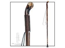 Fisherman's Chestnut Wading Staff and walking stick
