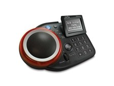 Clarity® Fortissimo™ Hands-free, Amplified speakerphone with digital answering machine