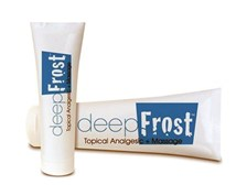 deepFrost™ Analgesic Massage Cream
