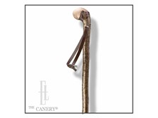 Genuine English Hazel wood walking stick