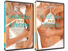 Great Sex for a Lifetime Volumes 1 & 2